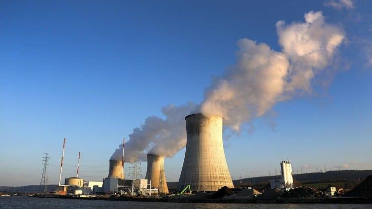 Commission sur la centrale nucléaire de Tihange